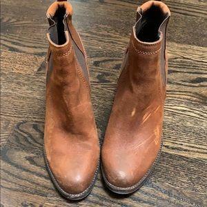 Franco sarto booties size 8
